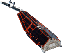 esa SWARM Satellite